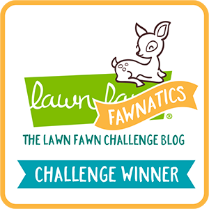 Lawn Fawnatics Winners Badge